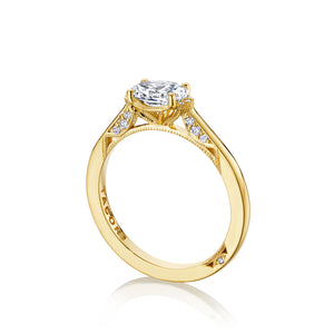 Tacori Simply Tacori Oval Diamond Engagement Ring (0.1 CTW)