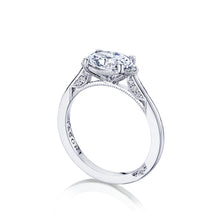 Load image into Gallery viewer, Tacori Simply Tacori Oval Diamond Engagement Ring (0.13 CTW)