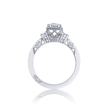 Load image into Gallery viewer, Tacori Dantela  Engagement Ring (0.48 CTW)
