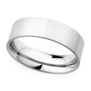 Christian Bauer Palladium Wedding Band 270897