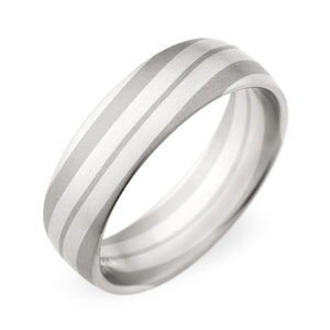 Christian Bauer Wedding Band 273412
