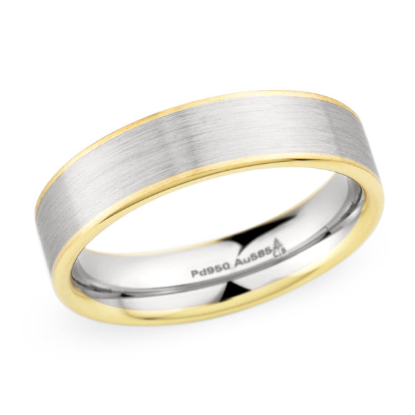 Christian Bauer Wedding Band 273747