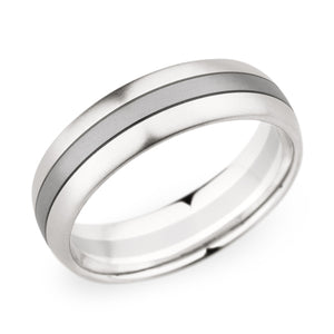 Christian Bauer Wedding Band 273749