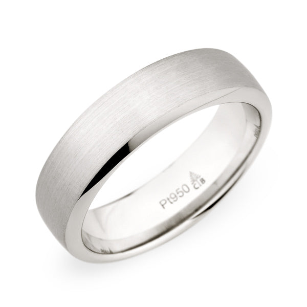 Christian Bauer Platinum Wedding Band 273755