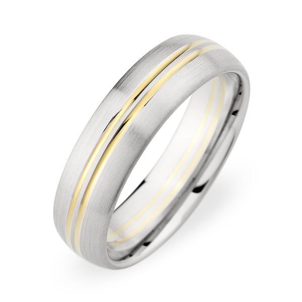 Christian Bauer Wedding Band 273762