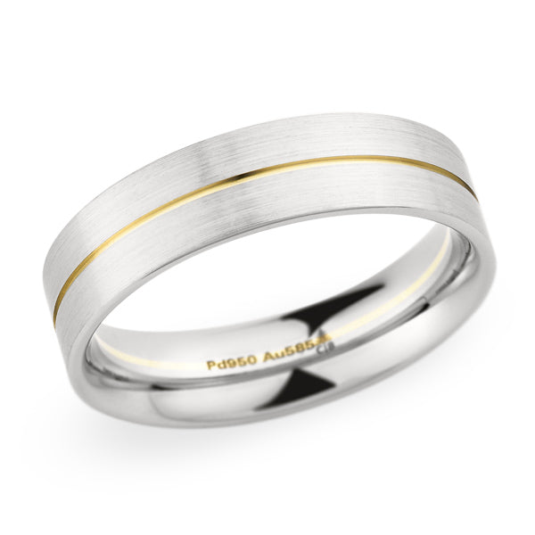Christian Bauer Wedding Band 273806