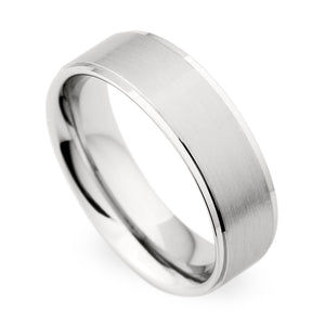 Christian Bauer Palladium Wedding Band 273844