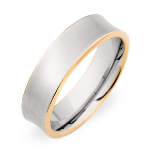 Christian Bauer Wedding Band 273884
