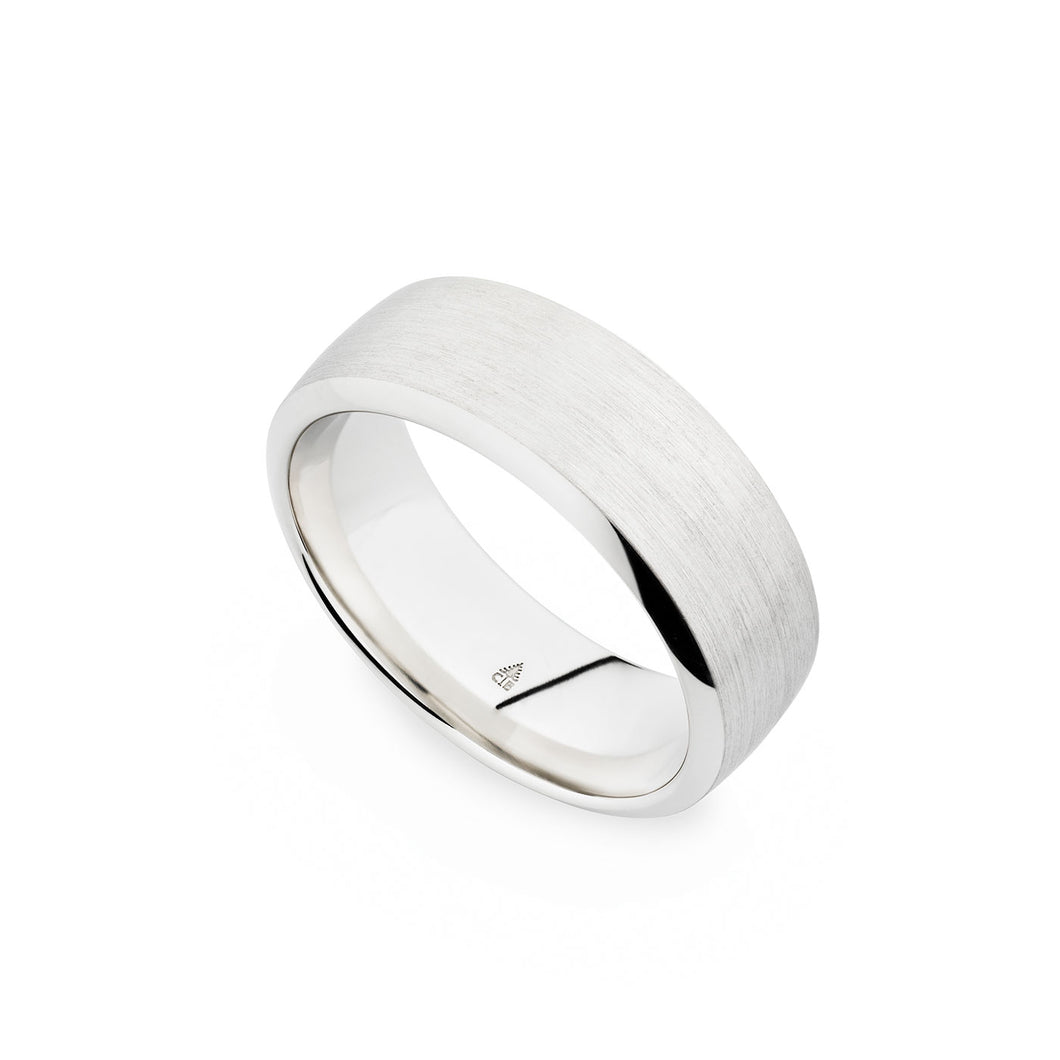 Christian Bauer Palladium Wedding Band 274373