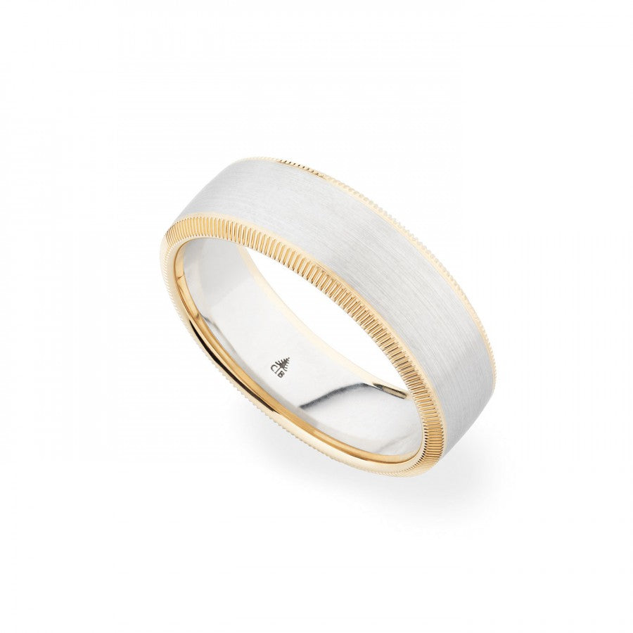 Christian Bauer Wedding Band 274469
