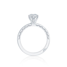 Load image into Gallery viewer, Tacori Starlit Princess Diamond Engagement Ring (0.01 CTW)