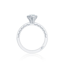 Load image into Gallery viewer, Tacori Starlit Pear Diamond Engagement Ring (0.01 CTW)