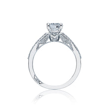 Load image into Gallery viewer, Tacori Simply Tacori Round Diamond Engagement Ring (0.34 CTW)