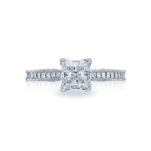 Load image into Gallery viewer, Tacori Simply Tacori Princess Diamond Engagement Ring (0.31 CTW)