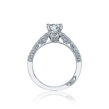 Load image into Gallery viewer, Tacori Simply Tacori Round Diamond Engagement Ring (0.36 CTW)