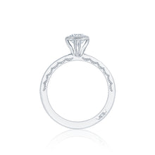 Load image into Gallery viewer, Tacori Starlit Princess Diamond Engagement Ring (0.35 CTW)