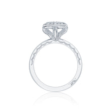 Load image into Gallery viewer, Tacori Starlit Princess Diamond Engagement Ring (0.19 CTW)