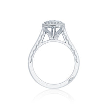 Load image into Gallery viewer, Tacori Starlit Princess Diamond Engagement Ring (0.2 CTW)