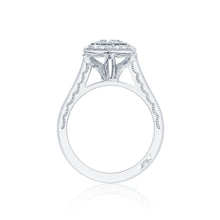 Load image into Gallery viewer, Tacori Starlit Princess Diamond Engagement Ring (0.29 CTW)