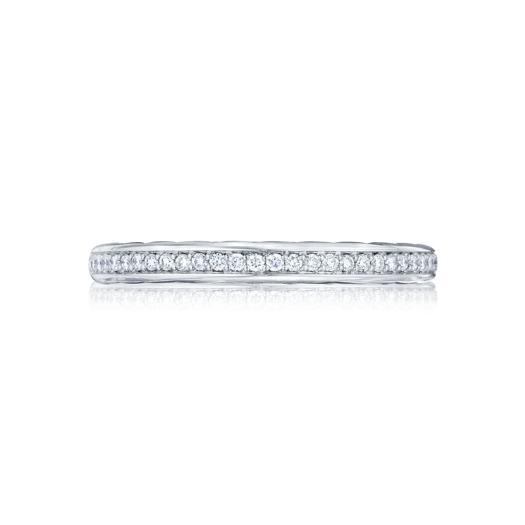 Tacori Starlit Diamond Wedding Band (0.15 CTW)