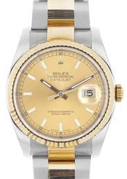 Pre-Owned Rolex Men's DateJust 1993