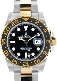 Pre-Owned Rolex Men's GMT-Master II