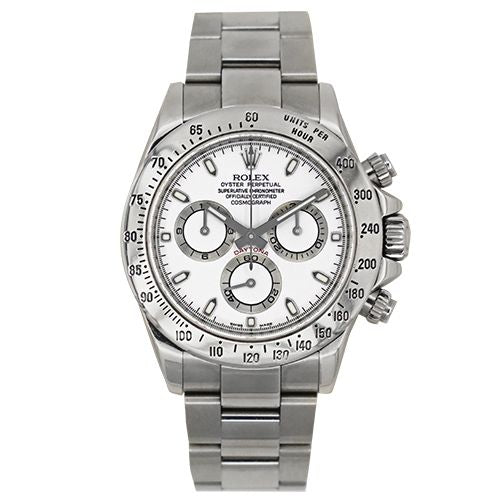 Pre-Owned Rolex Stainless Steel Daytona 116520