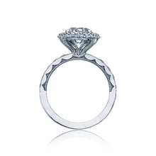 Load image into Gallery viewer, Tacori Blooming Beauties Round Diamond Engagement Ring (0.85 CTW)