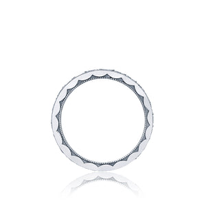 Tacori Sculpted Crescent Diamond Wedding Band (1.35 CTW)