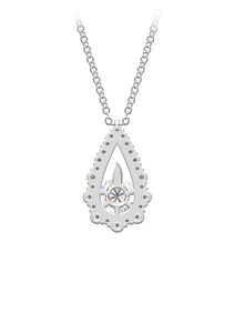 Forevermark Drop Necklace (1 CTW)
