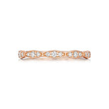 Load image into Gallery viewer, Tacori Sculpted Crescent Diamond Wedding Band (0.33 CTW)