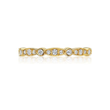 Load image into Gallery viewer, Tacori Sculpted Crescent Diamond Wedding Band (0.43 CTW)