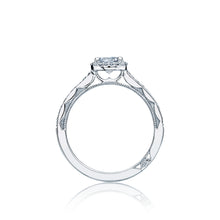 Load image into Gallery viewer, Tacori Sculpted Crescent Round Diamond Engagement Ring (0.18 CTW)