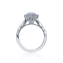 Load image into Gallery viewer, Tacori Full Bloom Round Diamond Engagement Ring (0.42 CTW)