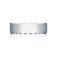 Load image into Gallery viewer, Tacori Sculpted Crescent Wedding Band