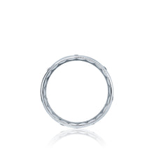 Load image into Gallery viewer, Tacori Sculpted Crescent Wedding Band (0.45  CTW)