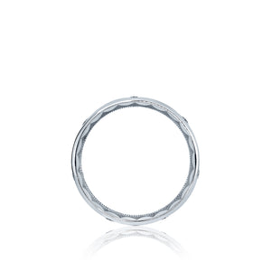 Tacori Sculpted Crescent Wedding Band (0.45  CTW)