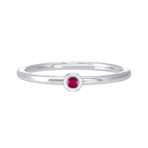 10kw mix bezel ruby band, rg71432-4wc