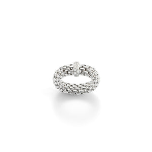 Fope VENDOME Diamond Ring (0.10 CTW)