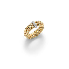 Load image into Gallery viewer, Fope VENDOME Diamond Ring (0.10 CTW)