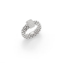 Load image into Gallery viewer, Fope VENDOME Diamond Ring (0.41 CTW)