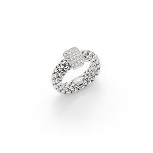 Fope VENDOME Diamond Ring (0.41 CTW)
