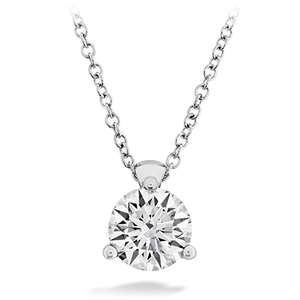 Diamond Solitaire Pendant (1.00 CTW)