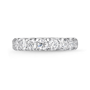 Forevermark Odessa White Gold Round Bands (3.18 ctw)