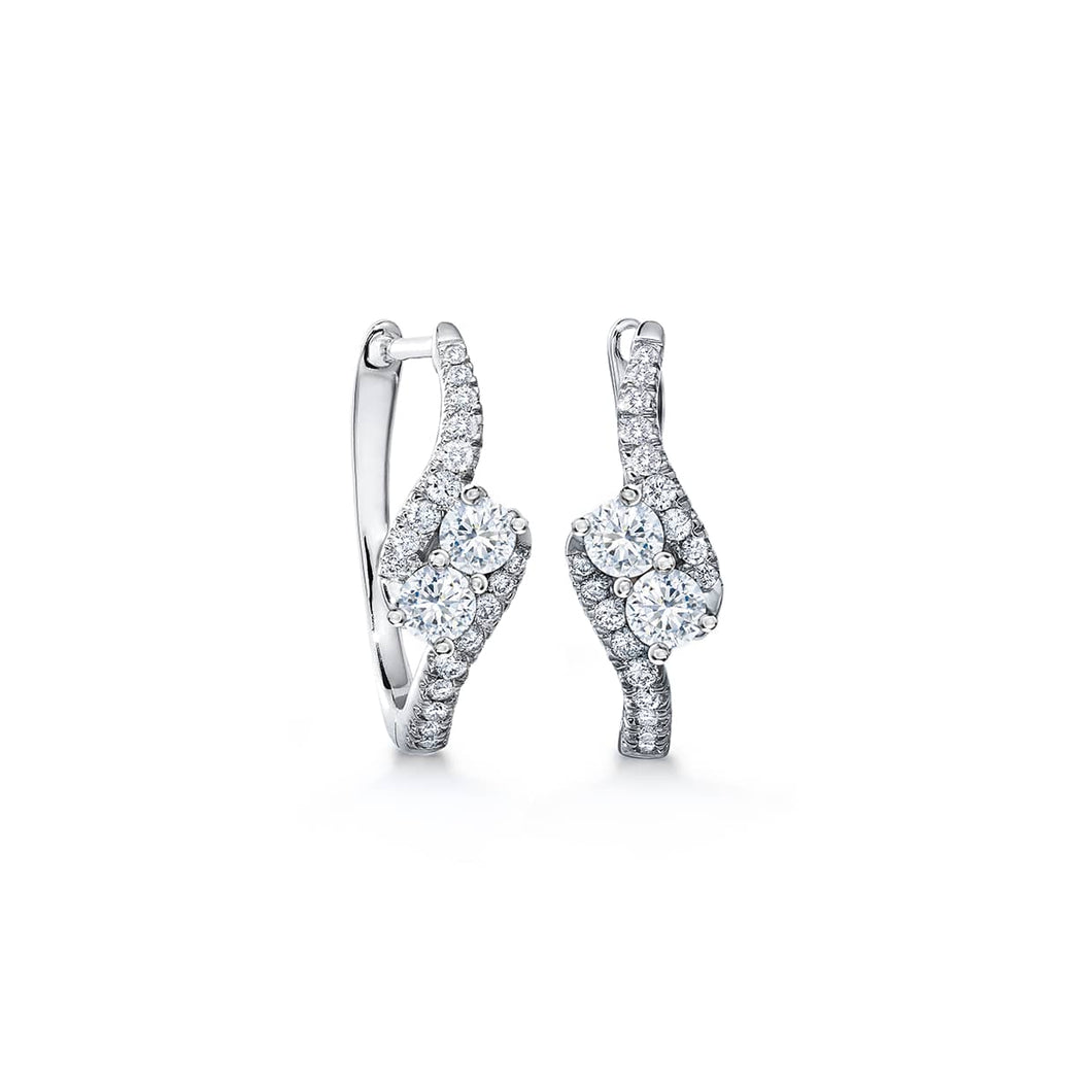 Forevermark Earrings (0.75 ctw)
