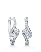 Load image into Gallery viewer, Forevermark Earrings (0.75 ctw)