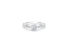 Load image into Gallery viewer, The Forevermark Tribute™ Collection Diamond Stackable Ring