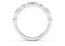 Load image into Gallery viewer, The Forevermark Tribute™ Collection Stackable Bezel Set Diamond Ring