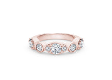 Load image into Gallery viewer, The Forevermark Tribute™ Collection Delicate Diamond Ring