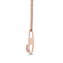 Load image into Gallery viewer, Memoire Stack'em Up Rose Gold  Necklaces